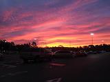 Sunrise At Walmart