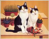Lowell Herrero, Naughty cats