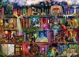 Treasure Hunt Book Shelf