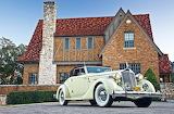 Car 122 - Packard Twelve Coupe Roadster 1936