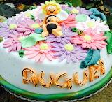 Birthday cake @ Rilassati e Decora
