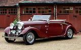 Bentley 3 1 2 Litre Drophead Coupe 1934