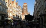 (1)It was another beautiful day in the Old Town of Gdansk...