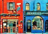Cafe and Shop in Dublin
