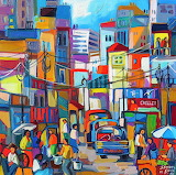 street scene, Thailand