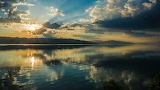 Lake Ohrid in Macedonia(FYROM)