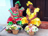 ^ Flower ladies of Cuba