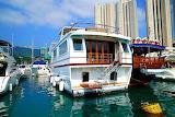 Harbor, Hong Kong
