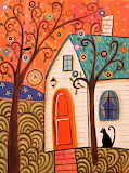 #Quaint Cottage by Karla Gerard
