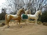 Breyer vintage western ponies