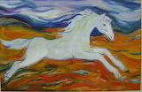 Horse by Alberto Massuda