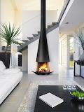 "Home archdaily Filifocus ""Focus Design Fireplaces"""