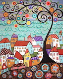 #Village By The Sea by Karla Gerard