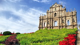 ☺♥ Ruins of St. Paul's in Macau...