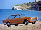 1969 Fiat 124 Sport Coupe