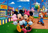 Mickey and Minnie Carnival  Fun