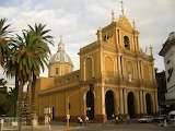 Argentinië Tucuman Tucuman-stad-Cathedraal