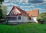 Old Prison Inspector residence, Vridesløselille Denmark
