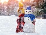 Ninot de Neu - Snowman