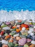 Playa de triopetra, isla de creta, Grecia