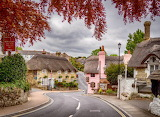 ^ Shanklin Old Village, Isle of Wight, England