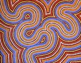 worm dreaming, Michelle Possum Nungurrayi