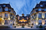 Normandy Barriere Hotel, Deauville France