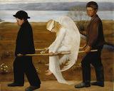 Hugo simberg wounded angel