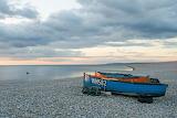 Chesil Beach, Dorset, England