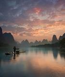 Li River Sunrise!
