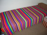 Crochet spread
