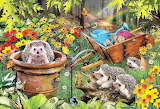 Hedgehogs and Bees