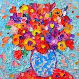 wildflowers, Ana Maria Edulescu
