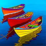 Waiting Rowboats - Graham Herbert