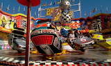 Fair Ride colorful