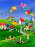 Ulla's Kiting Day - Iwona Lifsches