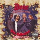Bone Thugs-N-Harmony The Collection Vol. 1 Album Cover