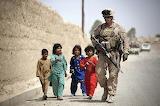American-soldier-children