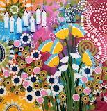 Wildflower colour bath
