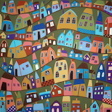 Neighboring Houses - Karla Gerard