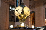 Grand Central's clock