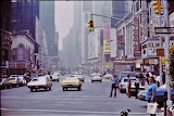 NEW YORK 1970S BROADWAY AT 69TH