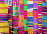 Hand made colorfu scarf-Ethiopia
