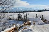 View of the Tatra Mountains - Poland