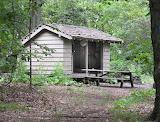 Mile 0723 Fullhardt Knob Shelter
