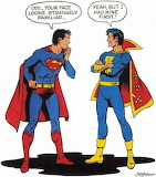 Superboy and Captain Marvel Junior