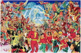 Captain Marvels by Alex Ross