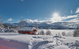 Hut in Norway