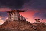 Bisti Badlands, De-Na-Zin Wilderness Area, Bloomfield, New Mexic