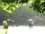 Sonne & Regen